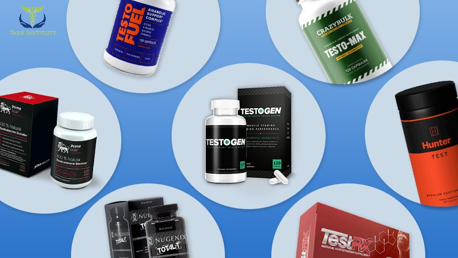 Male supplements increase testosterone Testosterone therapy: