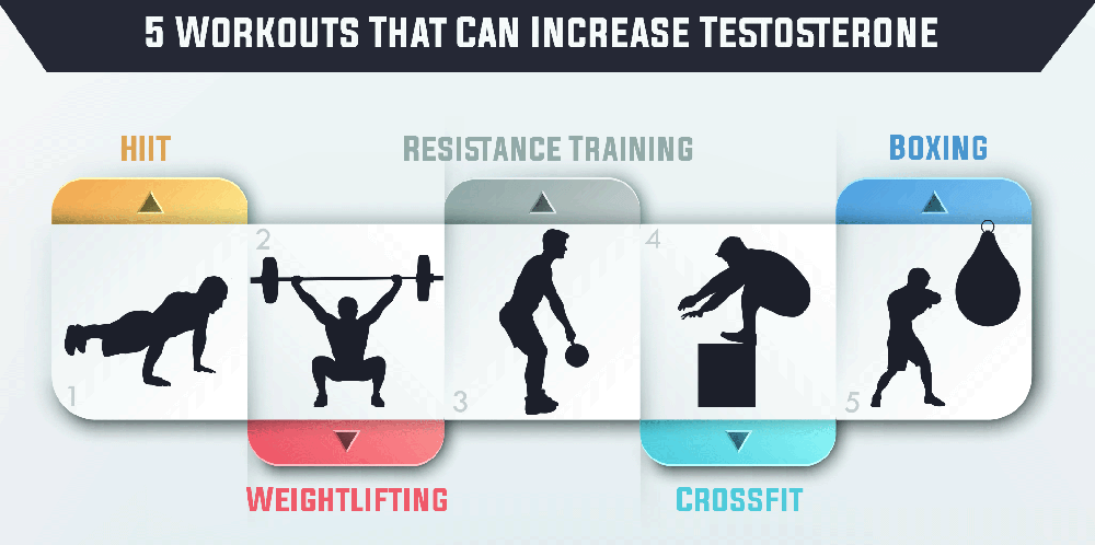 Does Working Out Increase Testosterone